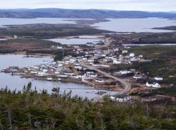 The Town of St. lewis , SE Labrador.